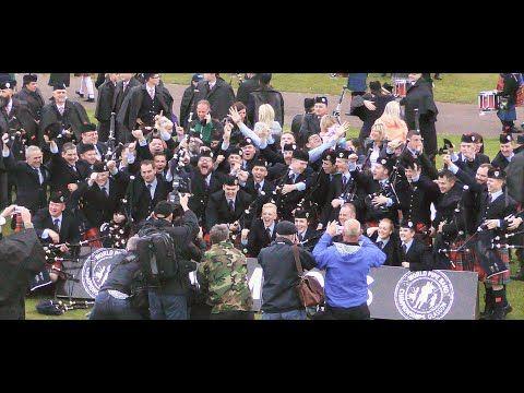 2016 World Champions: Field Marshal Montgomery Pipe Band [4K] - YouTube