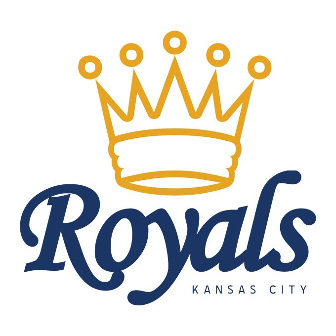 43 best logos images on pinterest | royals baseball, sporting