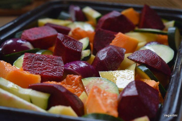 O reteta vegana rapida, simpla si foarte sanatoasa este aceasta: legume asortate la cuptor. Trebuie sa recunosc faptul ca este o mancare pentru oameni deosebit de lenesi :)) Dar este in acelasi tim…