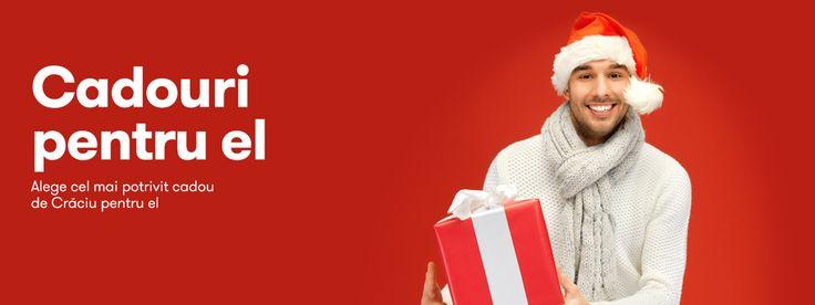 Alege cel mai potrivit #cadou de #Craciun pentru el - http://goo.gl/arUP2x