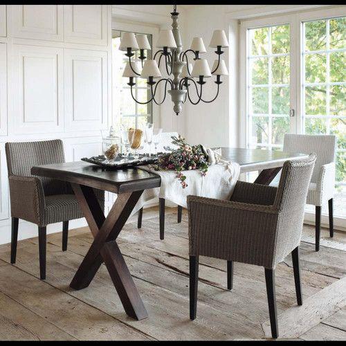 Table a diner maison du monde amazing maison du monde occasion table basse ronde blanche pas - Meilleures tables du monde ...