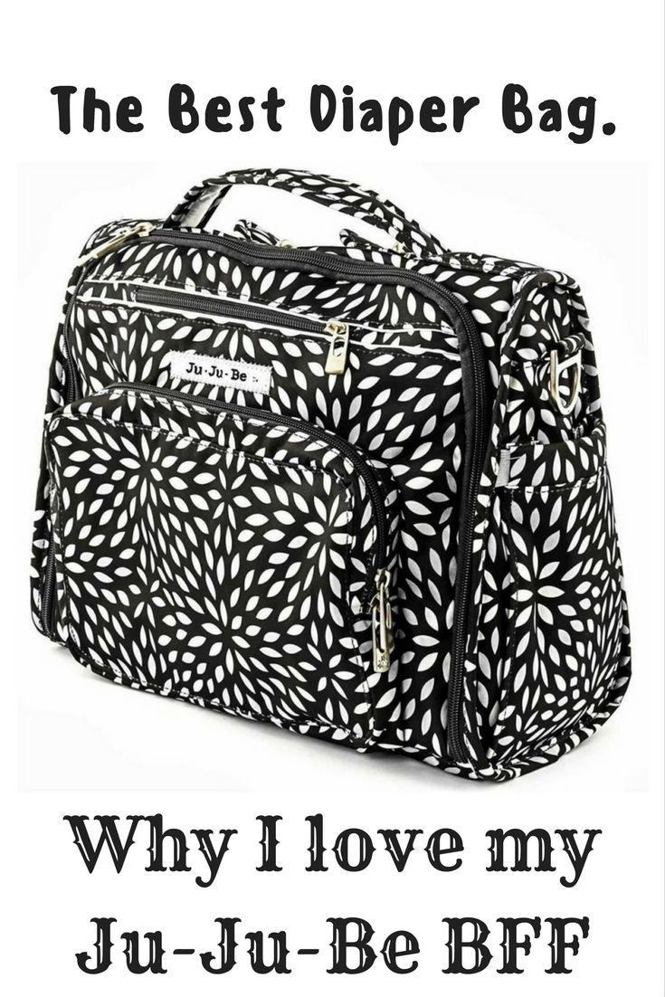 Ju-Ju-Be BFF Diaper Bag Review