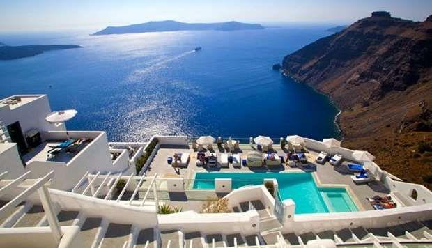 Belvedere best greek hotel