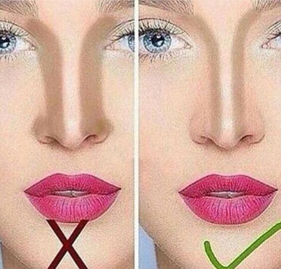 ¿Sabías que puedes afinar el aspecto de tu nariz y hacerla ver mas pequeña sin cirugia? Esto es posible gracias a las tecnicas mas inovadoras del maquillaje que se tratan de sombrear zonas que queremos ocultar o disimular y el resultado es increible, mira las ideas.
