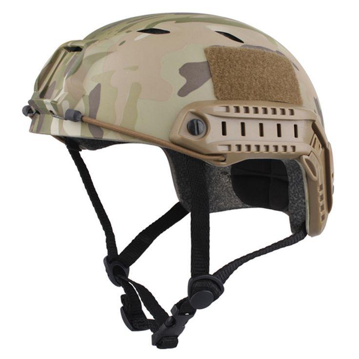 Tactical Rock Climbing Airsoft Helmet