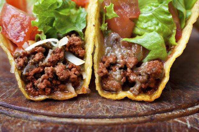 Receta de tacos mexicanos | Tus Recetas