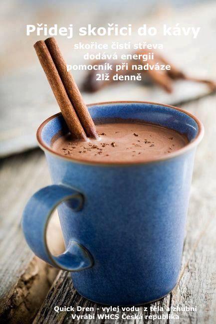 PŘIDEJ SI SKOŘICI DO KÁVY Skořice je přírodním pomocníkem k hubnutí  - čistí střeva, kde pak může docházet k lepšímu vstřebávání živin a trávení - dodá energii potřebnou pro cvičení - voní krásně 2lž denně a začít můžete ráno kávou se skořicí #skořice #kava #rano #cviceni #metabolismus #redukcevahy #tuky #quickdren