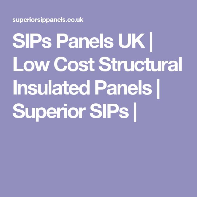 1000 ideas about insulated panels on pinterest metal for Sips panel prices
