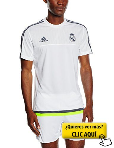adidas Real TRG JSY - Camiseta para hombre, color... #real #madrid