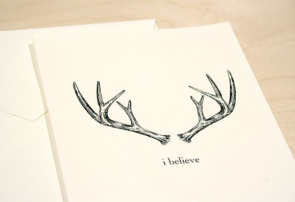 This would make a great nature/hunting tattoo.
