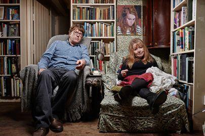 Gogglebox Families & jobs - Steph & Dom | Glamour UK