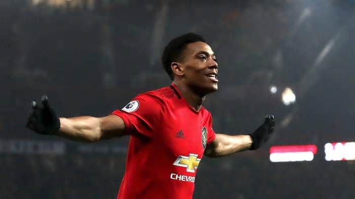 Manchester United Vs Burnley Premier League Live Stream Tv Channel Start Time How To Watch Anthony Martial Manchester United Premier League Manchester United