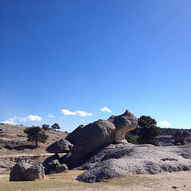 In the middle of Sierra Tarahumara, Valle de las ranas en San juancito (creel) - Chihuahua #mexico #proyectomexico #mexicomaravilloso #mochileromx #mardecortez #creel #pueblomagico #trip #backpacking #viaggiare #officialtravelpage #vscocam #travelgram #landscape #mextagram #visitmexico #mexico_maravilloso #chihuahua #igchihuahua