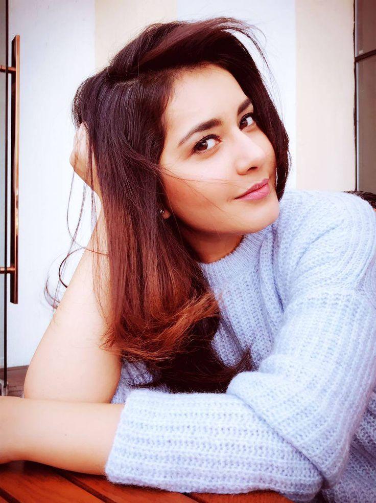 Model Rashi Khanna Cute Photoshhot Stills