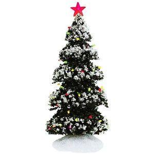 St. Nicholas Square Village Christmas Tree