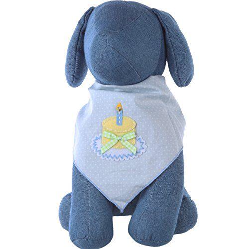 Birthday Boy Dog Bandana (Medium) Tail Trends http://www.amazon.com/dp/B00OGP6JD2/ref=cm_sw_r_pi_dp_U6n0vb1J5SH5F