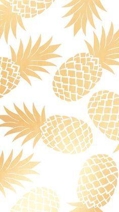 Fond d'écran summer TUMBLR - Ananas -