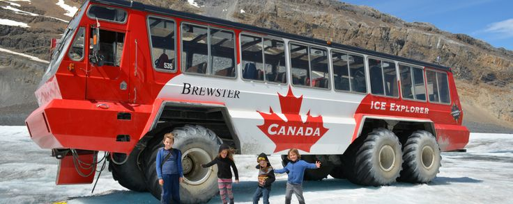 When visiting Banff National Park check out these epic Banff attractions! From glacier walking to lake tours on the most beautiful water you've ever seen!