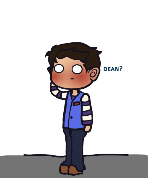 Poor Castiel !.... 'Supernatural' .Gif what the hell is this?