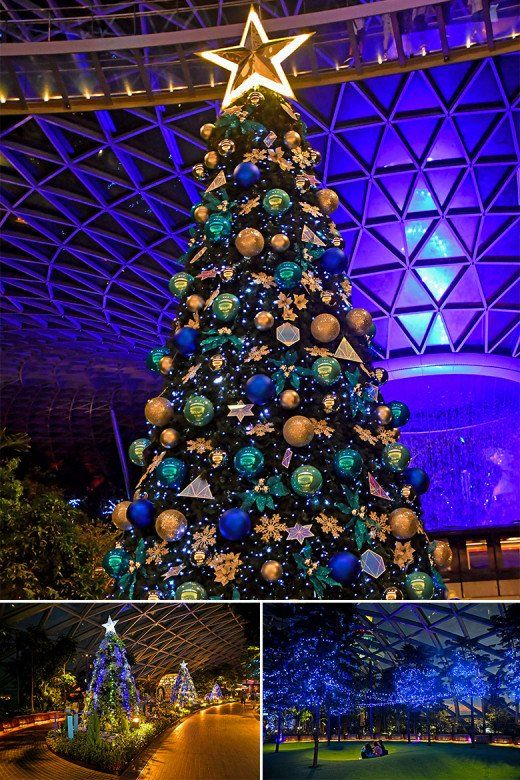 Jewel Changi Airport Christmas Tree 2019 In 2020 Christmas Tree Christmas Tree