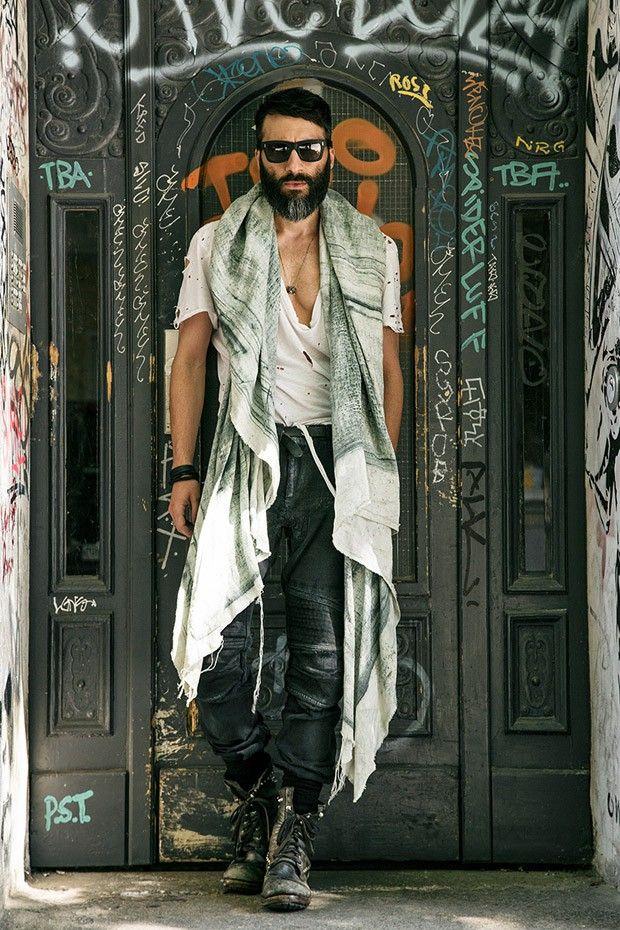 107 Best Bohemian Men 39 S Fashion Images On Pinterest Menswear Blazer Jacket And Bohemian Man