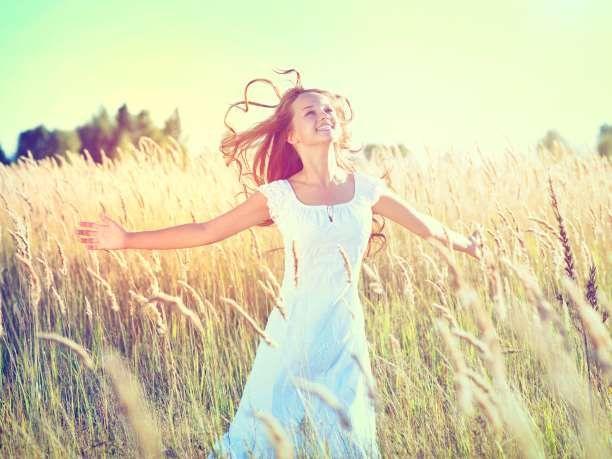 γυναίκα ελευθερία συναισθήματα