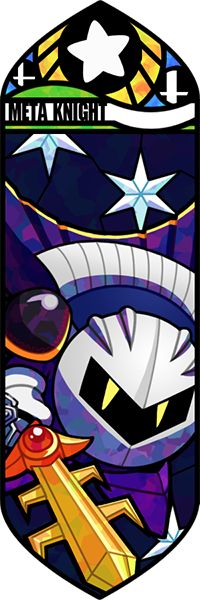 Smash Bros - Meta Knight by Quas-quas on deviantART