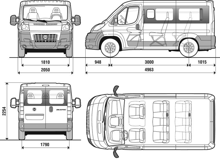 fiat ducato blueprint airstream renova pinterest. Black Bedroom Furniture Sets. Home Design Ideas