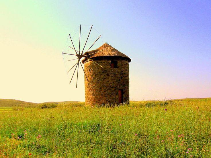 #windmill #Lemnos