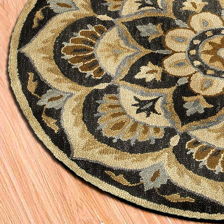 Best 25 Round Area Rugs Ideas On Pinterest Floor Rugs