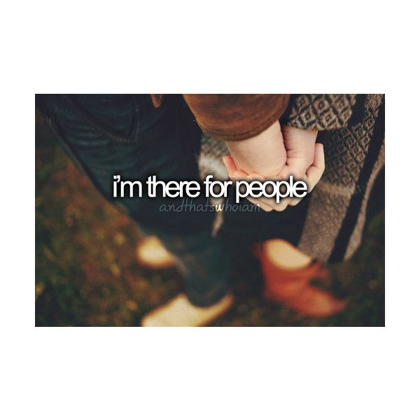 and that's who I am. via Polyvore