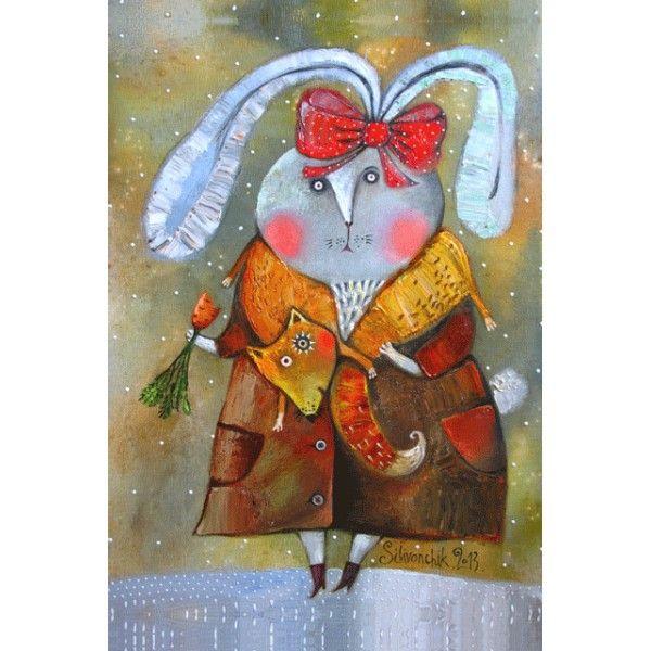 I'm your hunny bunny - Postcards, Romantic