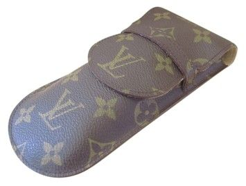 Louis Vuitton Louis Vuitton Glasses Case Etui A Lunettes