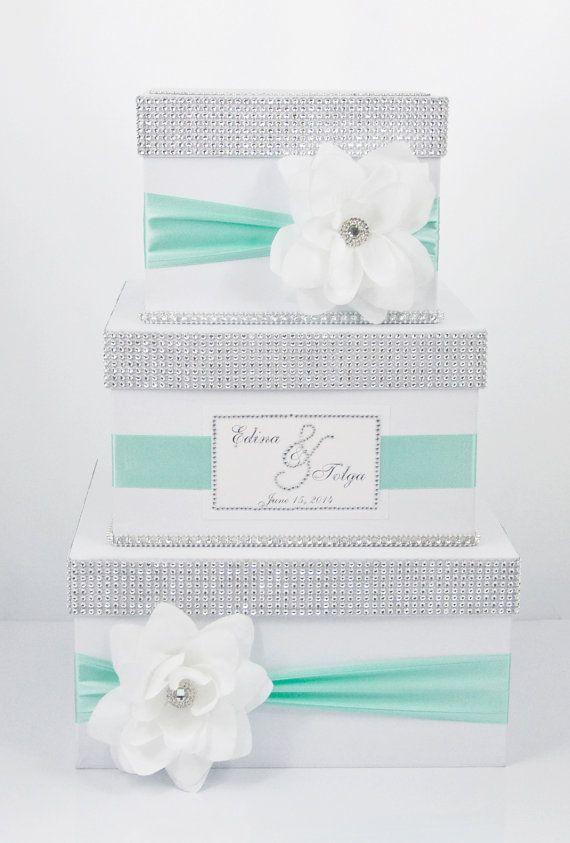 коробка конвертов / Свадебный окно от DiamondDecor на Etsy