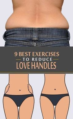9 Best Exercises to Reduce Love Handles Fast at Home