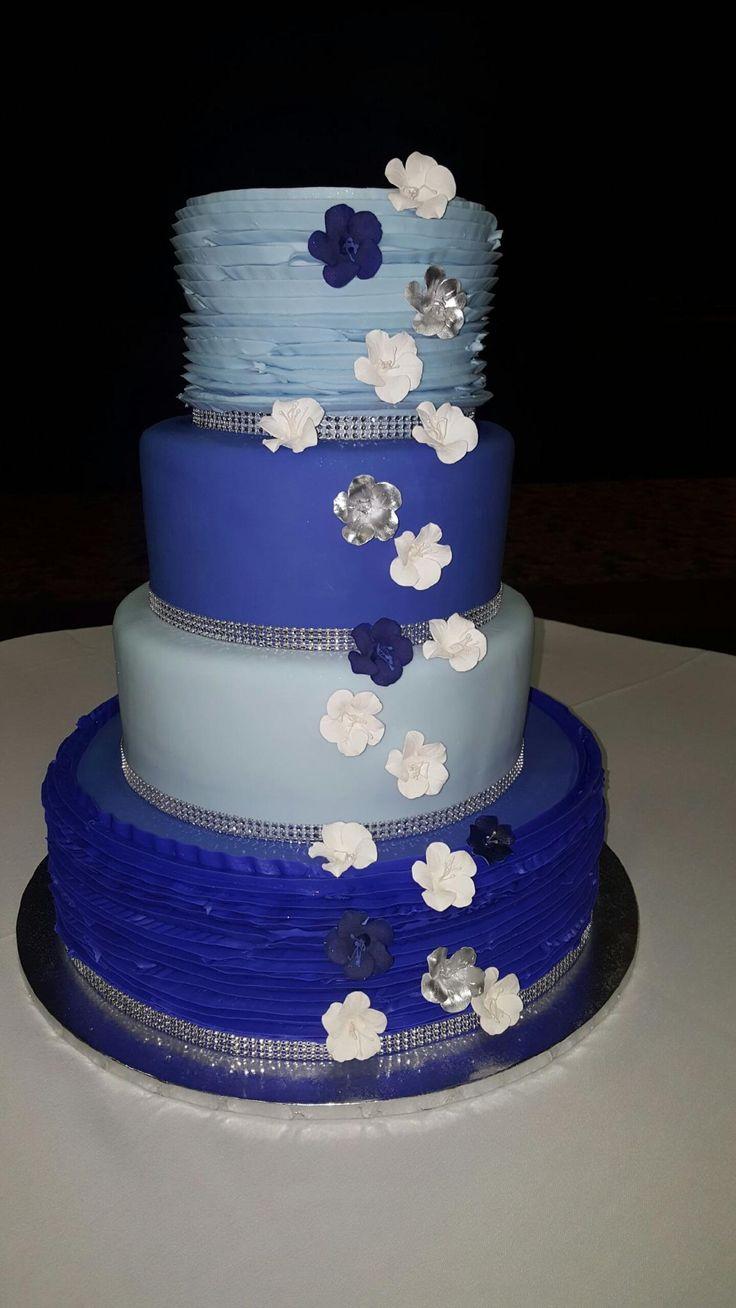 Calumet Bakery Wedding Cake 74