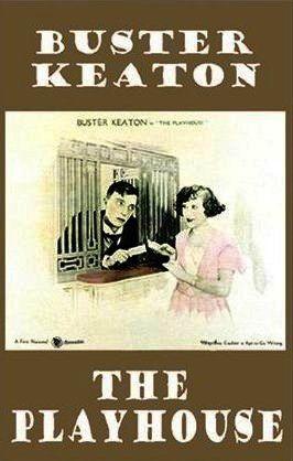 DVD CINE 2450-III - El gran espectáculo (1921) EEUU. Dir: Buster Keaton, Buster, Edward F. Cline. Comedia. Fantástico. Sinopse: o protagonista ten un soño no que é el é director de orquestra. Despois resulta ser o tramoyista dun teatro. Cando coñece a dúas irmás xemelgas, namórase dunha delas, o que desencadea unha gran confusión.