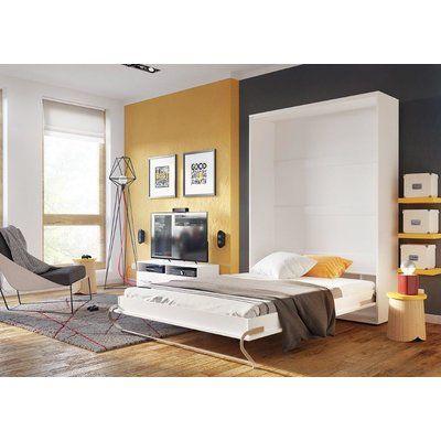 Stunning Funktionsbett Wandklappbett Tim Pro Vertical Schrankbett Gro e Farbauswahl in M bel u Wohnen M bel Betten u Wasserbetten