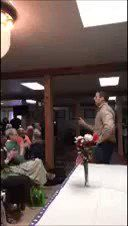 """""""WATCH: GOP Congressman @RepMullin to constituents at a town hall: 'bullcrap' to say that taxpayers pay my salary. https://t.co/29UewiMufS"""""""