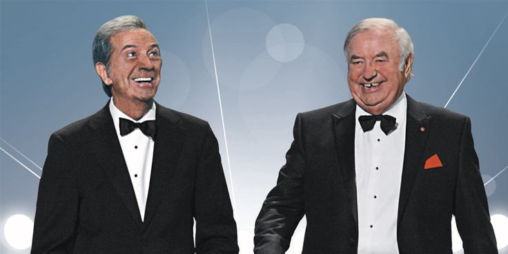 Brought to you direct from the London Palladium, Des O'Connor joins Jimmy Tarbuck live on stage for this rare event!