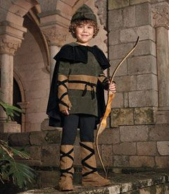 how to make a robin hood hat out of paper