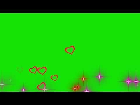 green screen background videos(-green screen effects videos-)(star