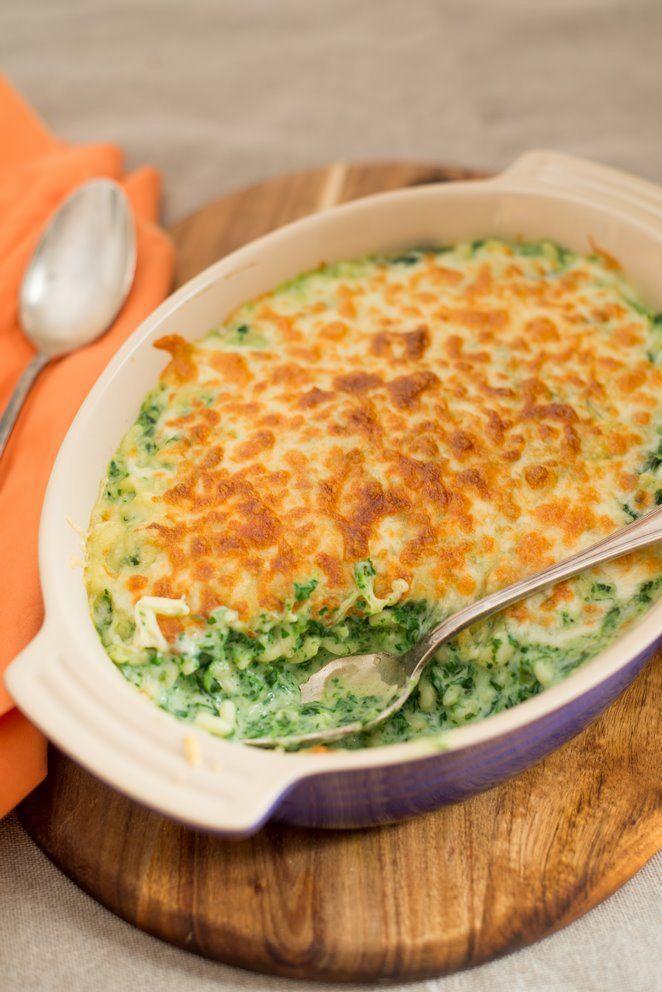 Leckeres Spinat Rezept für Kinder von Aurélie Bastian www.franzoesischkochen.de
