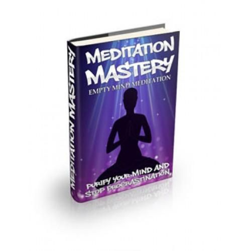 Empty Mind Meditation #EEBOOX Learn How You Can Let Go All Your Mind Burdens With Empty Mind Meditation