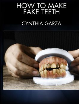 Learn to make fake teeth for prosthetic makeup characters with FX artist Cynthia Garza (Reliquia, Nia, El quejido).