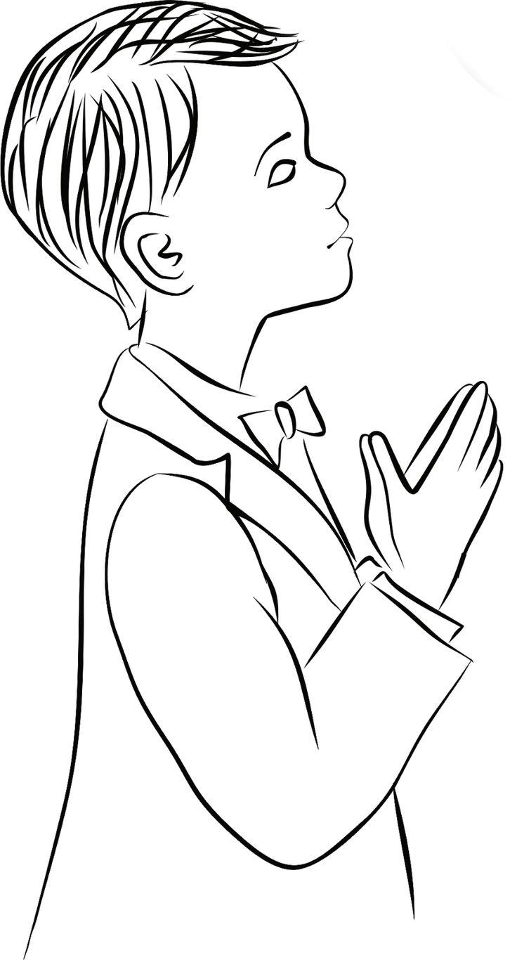 34 First Holy Communion - Boy