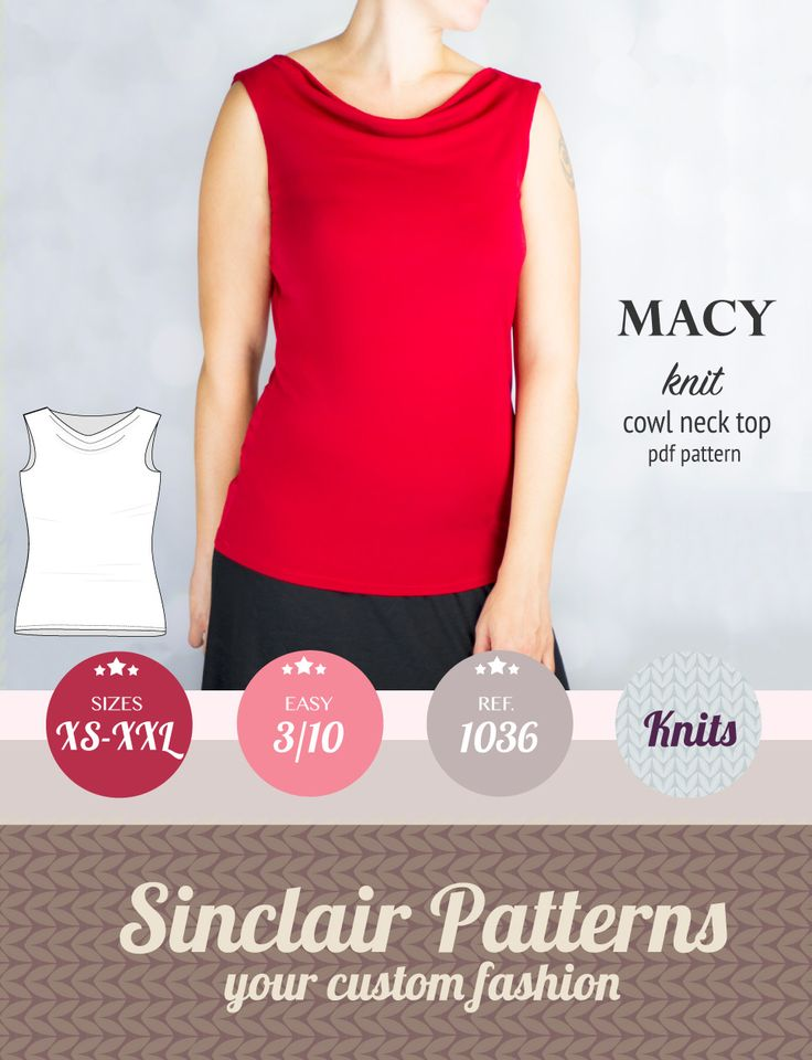 pdf sewing patterns plus size