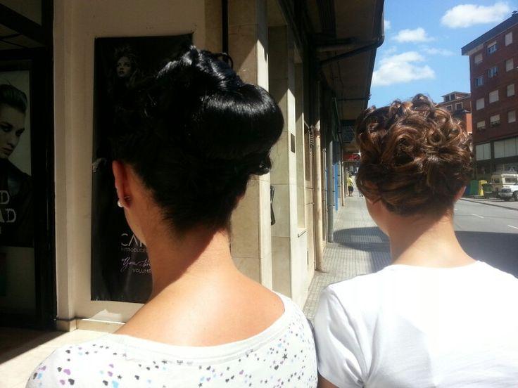 Peinados para fiestas y eventos