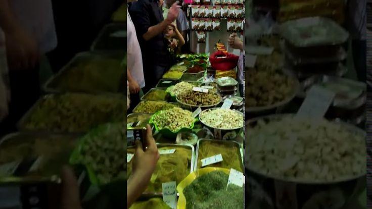 Прогулка по Дамаску: как ходят на рынок «диктаторы»