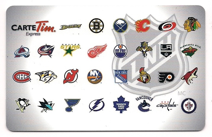 2011 - 30 NHL Teams in French #FD26818